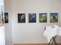 Erste Ausstellung von Ernst Wagner
