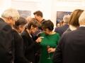 Galeristin Renate Freimüller im Gespräch